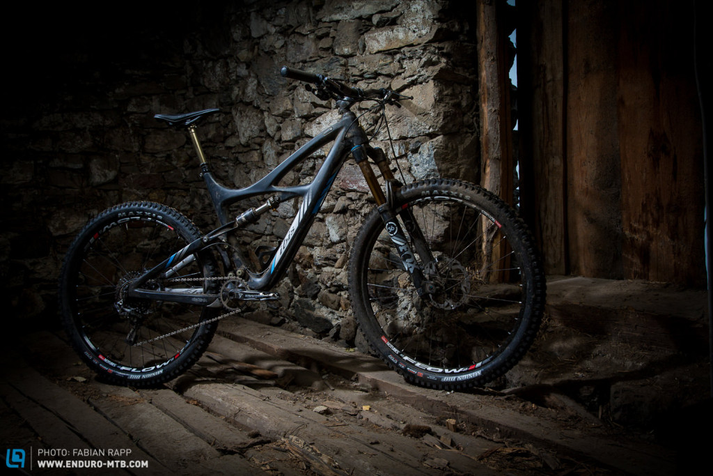 Ibis Mojo HD3 (1 von 1)-2-Design & Innovation Award 2015 www.enduro-mtb.com